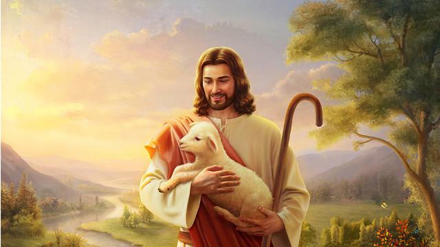 基督,主耶穌,綿羊