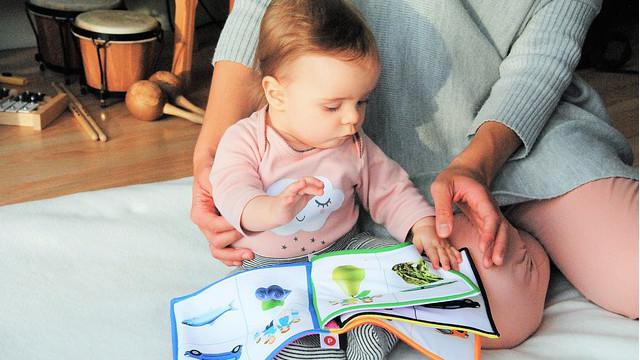 學習,小女孩,教育