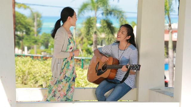 女子,唱歌,提琴,和睦相處