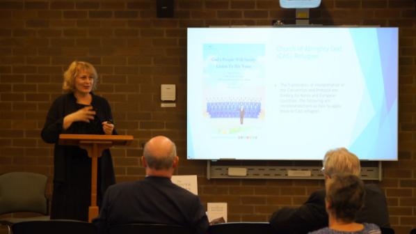 澳洲堪培拉研討會 關注中國宗教自由