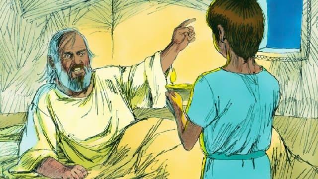 耶和華呼召撒母耳