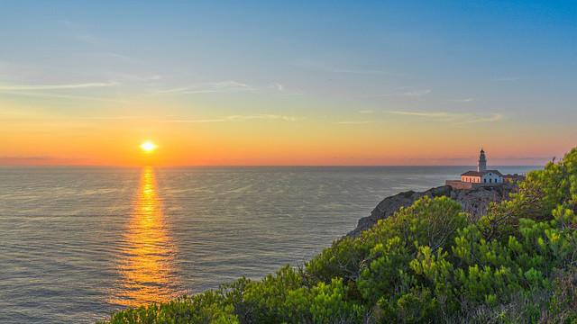 陽光,大海,日出