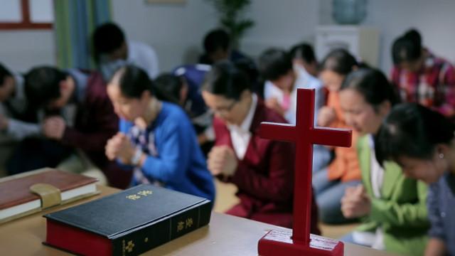 聖經,十字架,禱告,認罪悔改