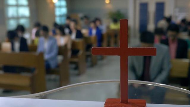 教堂,十字架