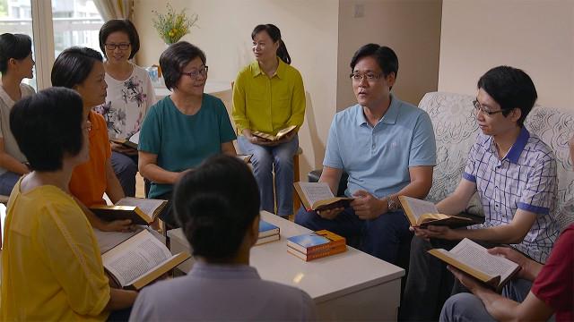 家庭聚會,基督徒