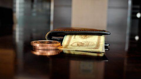 銀包,硬幣,錢財