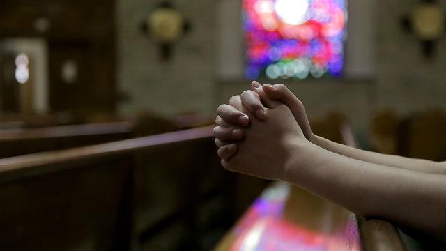 教堂,禱告