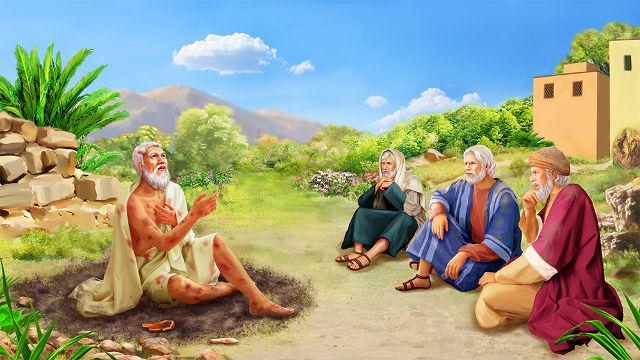 聖經人物-約伯最後的訴說