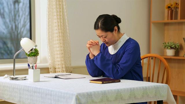 禱告,靈修