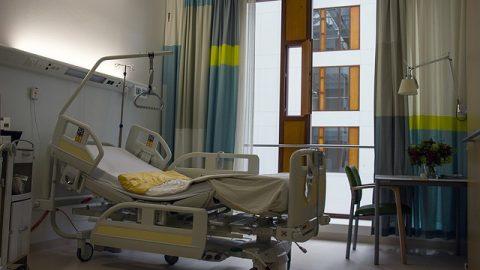 醫院,房間