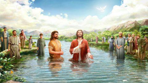 同樣是傳福音,為什麼主耶穌的身分與施洗約翰的身分不同