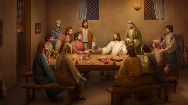 主耶穌向門徒顯現