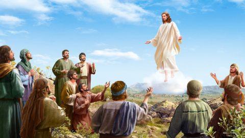 耶穌升天-使徒行傳