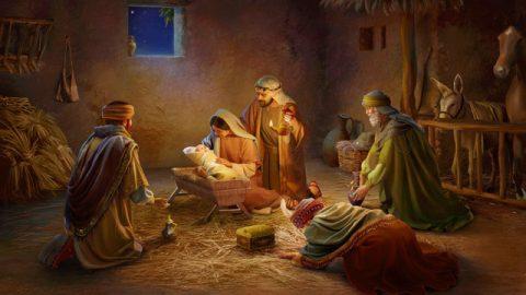 三博士朝拜主耶穌