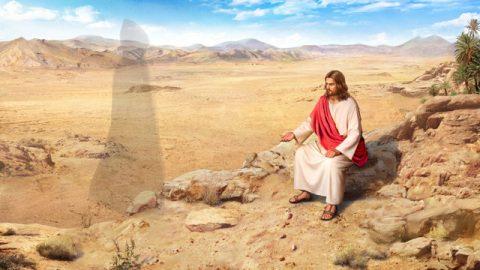 撒但試探主耶穌