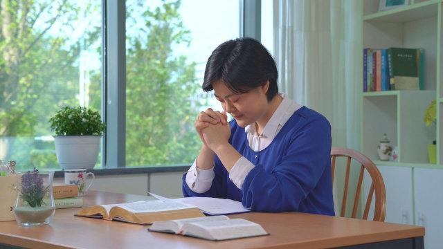 基督徒禱告