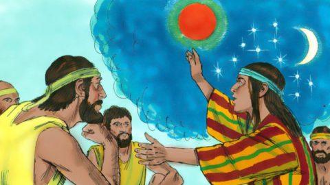 約瑟的故事-約瑟的異夢