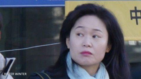 反對全能神教會難民的虛假示威在韓啟動