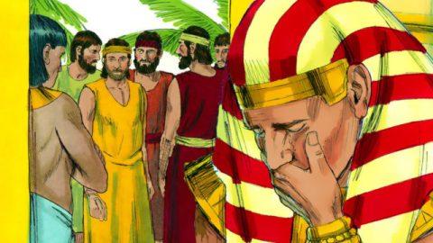 約瑟的故事-約瑟考驗哥哥們