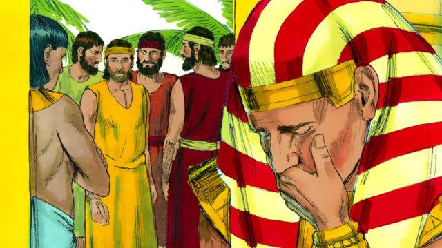 約瑟考驗哥哥們