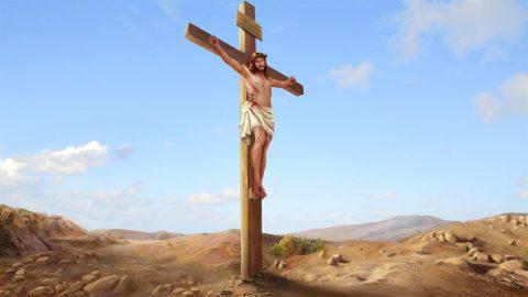 主耶穌釘十字架