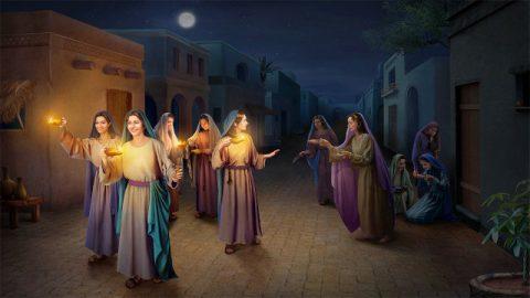 十個童女的比喻