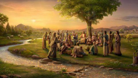 赴上羔羊的婚筵必備條件:注重聆聽主的說話發聲