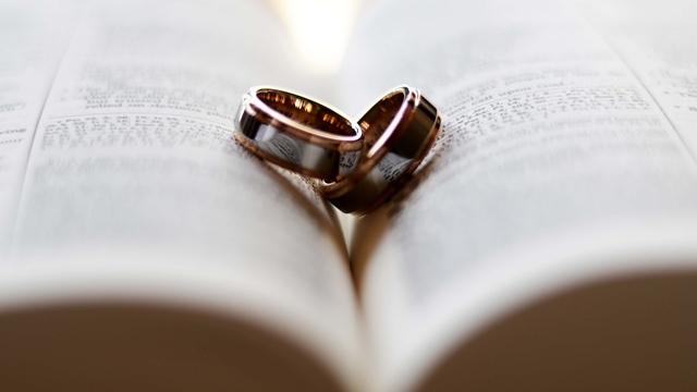 基督徒建立在神話上的婚姻