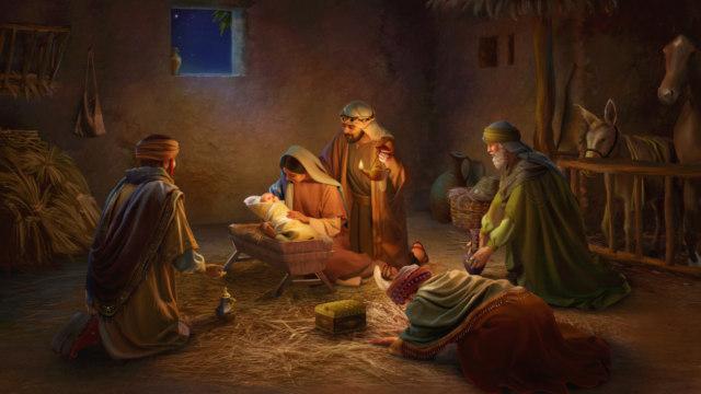 東方三博士朝拜耶穌