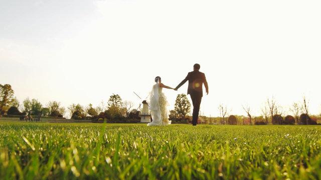 走進婚姻的殿堂