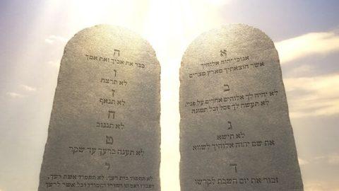 聖經十誡 人類必備的生活準則
