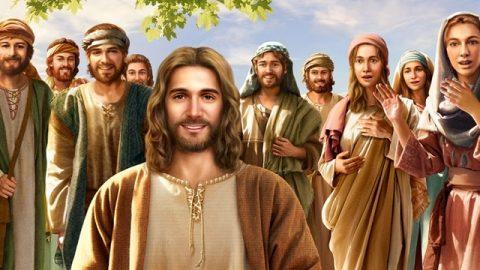基督就是真理、道路、生命