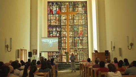 全能神教會宗教迫害紀錄片走進雅典聖安德魯斯教堂