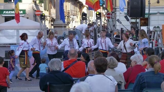 具有民族特色的羅馬尼亞舞蹈