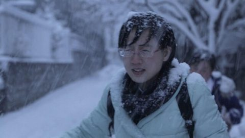 頂着大雪去傳福音