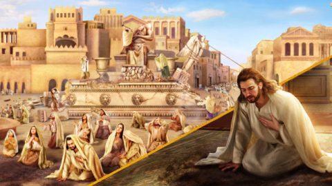 尼尼微城之人的悔改得到神的憐憫