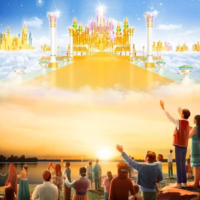 人真能霎時改變被提進天國嗎