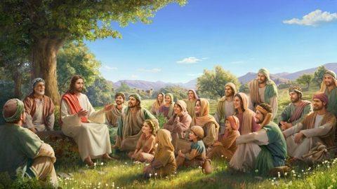 天國的比喻——聖經金句